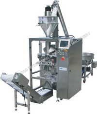 Collar Type Auger Filler Packaging Machines