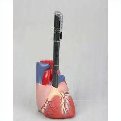 Heart Pen stand