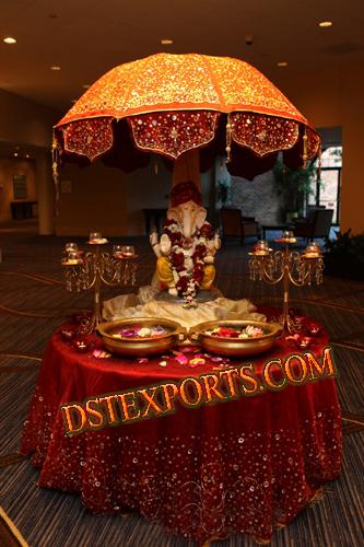 Indian Wedding Ganesha Entrance Theam