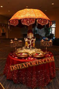 Indian Wedding Ganesha Entrance Theam