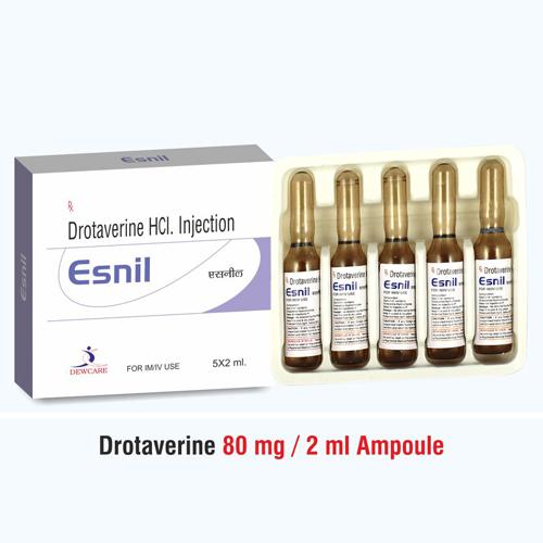 Drotaverine + Aceclofenac + Mefenamic