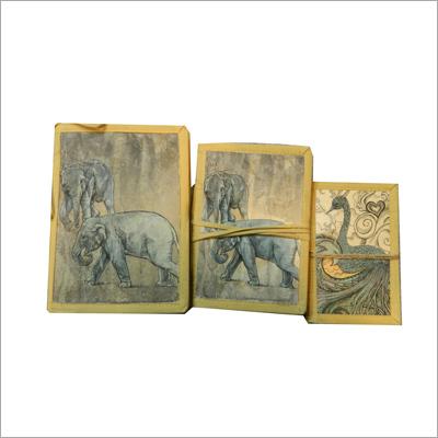 Handicraft Paper Notebooks