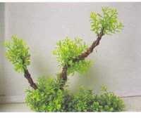 MJ 3640 AQUARIUM PLASTIC PLANT