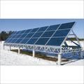Solar On Grid Power Plant System
