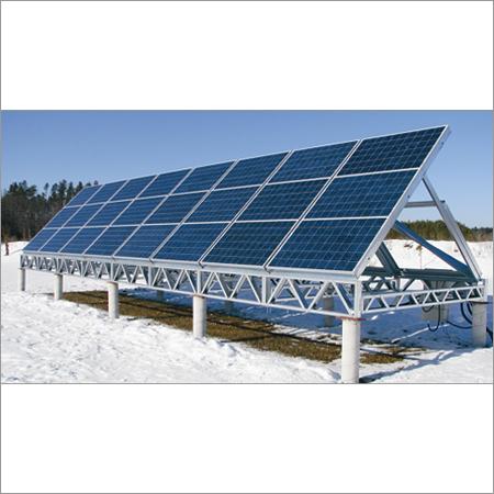 Solar Off Grid Power Plant System