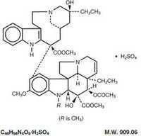 Vinblastine Vial