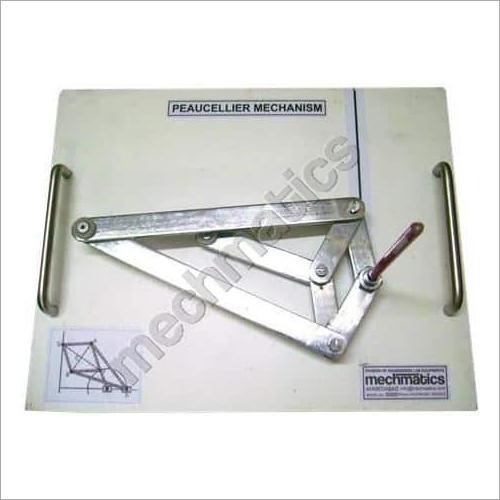 Paucellier Straight Mechanism