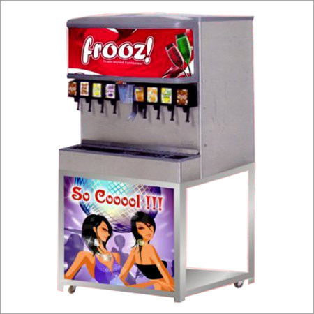 Soft Drink Machine