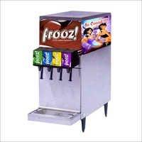 Free Drink Vending Machine