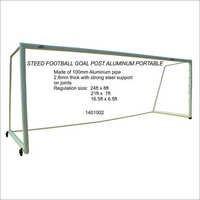 Football Goal Post Aluminum