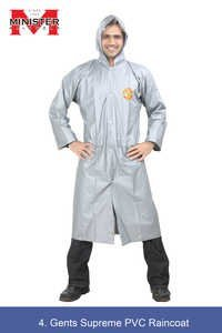 Gents Supreme PVC Raincoat