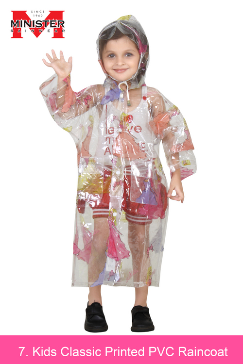 Kids  Raincoat