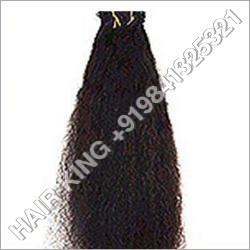 Remy Single Drawn Machine Weft Hair