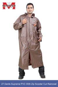 Scooter Cut Raincoat