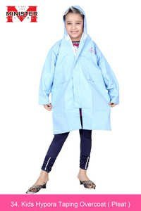 Kids Hypora Taping Overcoat ( Pleat )