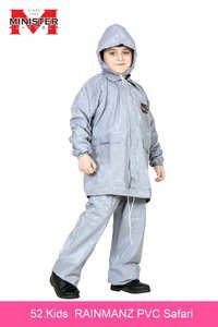 Kids Rainmanz PVC coat