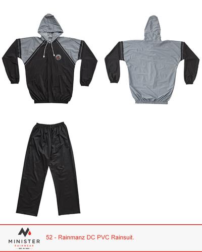 PVC Rainmanz DC Rainsuit