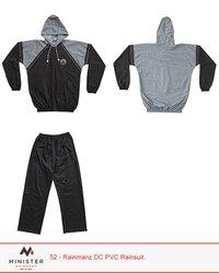 PVC Rainmanz Coat