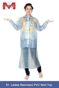 Rainmanz PVC Skirt Raincoat