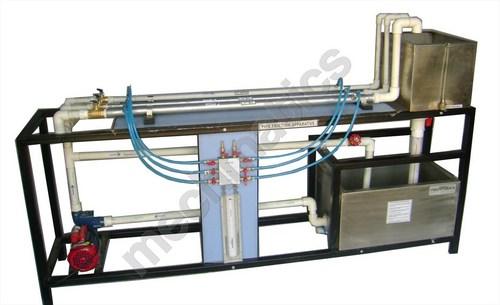 Pipe Friction (Major Losses) Apparatus