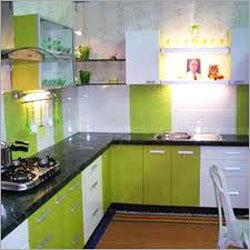 Laminated Designer Kitchen