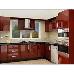 Mehron High Gloss Kitchen