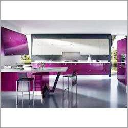 UV Hi Gloss Kitchen