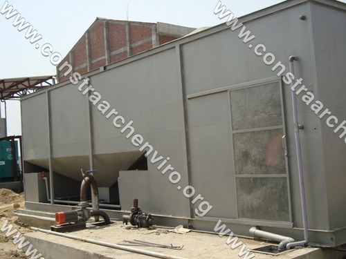 Effluent Treatment Plant For Dyeing Industry