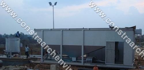 MDF Effluent Treatment Plant