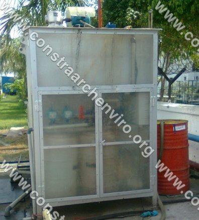 Effluent Treatment Plant Coolent