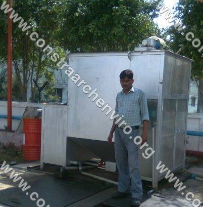 Effluent Treatment Plant Cutting Oil