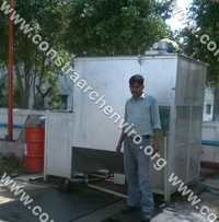 Effluent Treatment Plant for Cutting Oil