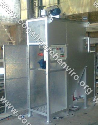 Electroplating Effluent Treatment Plant