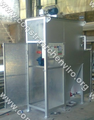 Electroplating Effluent Treatment Plant
