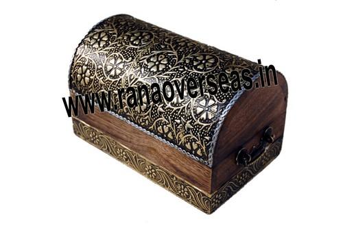 Antique Look Wooden Box