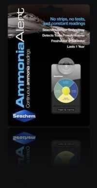 Seachem MultiTest: Ammonia