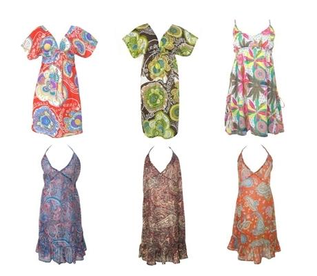 Printed Casual Dresses