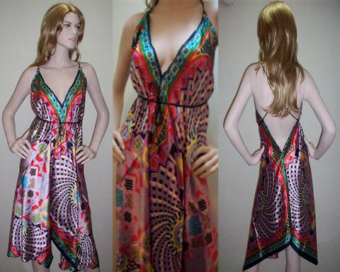 Fancy Silk Dresses