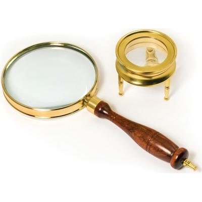 Hand Held & Table Magnifier