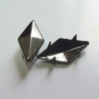 14*7MM Rhombus Brads for Decoration (HD2287-18)