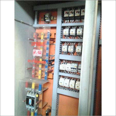 Machine Control Panels