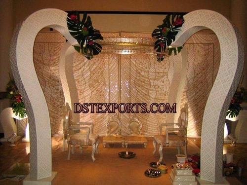 Bollywood Style Wedding Stage