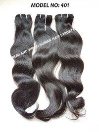 Human Wavy Hair