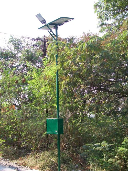 12W LED SOLAR STREET LIGHT SYSTEM