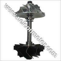 Turbocharger Shaft & Wheel K-27-7063