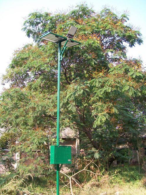 42W LED SOLAR STREET LIGHT SYSTEM