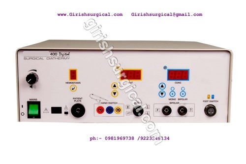 DIGITAL CAUTERY 400 WATT