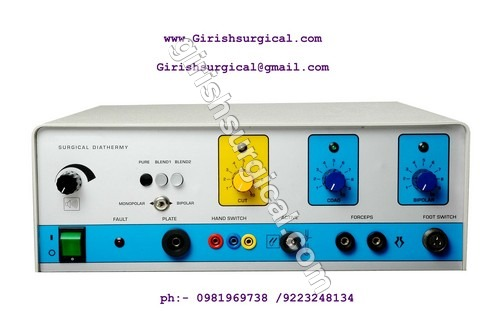 analog cautery machine 400 watt.