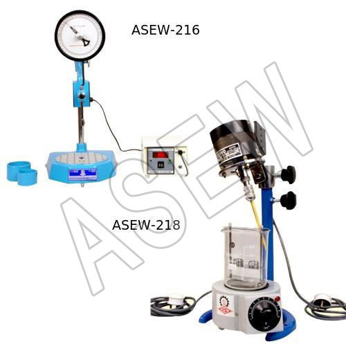 Bitumen Testing Instruments