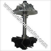 Turbocharger Shaft & Wheel K-0095